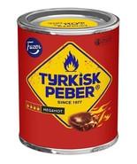 Tyrkisk Peber Megahot 300g Dose (FÜNFERER SATZ) FAZER Finnland - $63.24