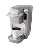 Keurig K15 Mini Single Personal Coffee & Tea Brewer, Platinum - $69.99