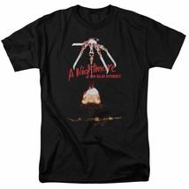 Nightmare on Elm Street t-shirt Wes Craven retro horror graphic tee WBM619 image 1