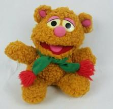 "Vintage 1987 Henson Associates Baby Fozzie Bear 10"" Plush Muppet Stuffed... - $18.13"