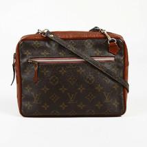 Vintage Louis Vuitton Monogram Coated Canvas Shoulder Bag - $535.00
