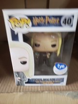 Funko Pop Harry Potter Lucious Malfoy Holding Prophecy  - $29.99
