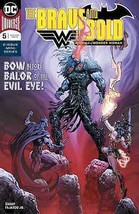 The Brave and the Bold Batman and Wonder Woman  #5  DC Comics First Prin... - $3.95