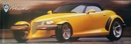 1998 Plymouth PROWLER sales brochure folder US 98 HTF - $12.00