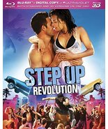 Step Up Revolution Blu-ray 3D - $0.00