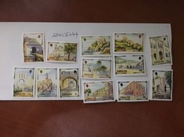 Gibraltar Architectural Heritage mnh 1993   stamps - $15.95