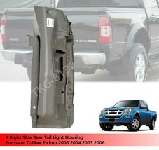 1 Right Rear Tail Light Housing Lamp For Isuzu Dmax D-Max 2003 2004 2005... - $93.50