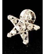 Swarovski Crystal Star Tack Pin - $54.00