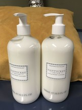 NEW *LOT OF 2* Crabtree & Evelyn Nantucket Briar Scented Body Lotions 16... - $89.99