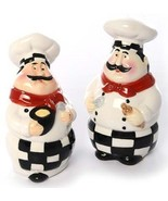 Chef Salt and Pepper Shaker Set - $11.31