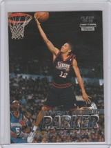 1997-98 Fleer  Crystal #313 Anthony Parker RC - $1.04