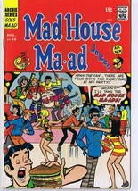 Mad House Ma-ad #68 ORIGINAL Vintage 1969 Archie Comics - $9.89