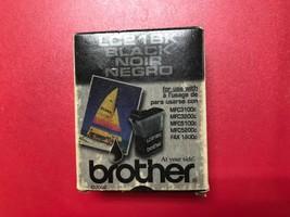 Brother LC21BK Genuine Black Ink Cartridge - $14.84