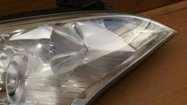 10-12 Hyundai Genesis Coupe Headlight Head Light Halogen Passenger Right RH image 4