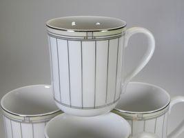 Royal Worcester Mondrian Mugs Set of 8 image 3
