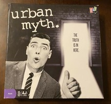 Urban Myth Board Game -The Truth Is In Here By Go! Games 2016 New Free Shipping - $12.38
