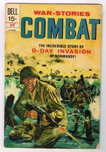 "Oct.1972 Dell Comic; ""Combat"" No.37 --- The Normandy Invasion! - $1.99"