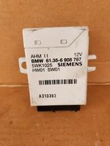 00-06 BMW X5 03-06 Range Rover L322 AHM II Tow Towing Control Module 6908767 image 1