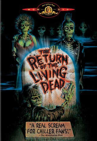 The Return of the Living Dead DVD