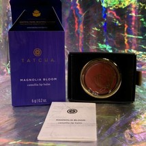 NEW IN BOX LIMITED EDITION SOLD OUT Tatcha Camellia MAGNOLIA BLOOM Lip Balm