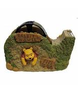 Seto Craft Tape Dispenser Winnie The Pooh SD-5547 Disney Limited Japan - $81.33