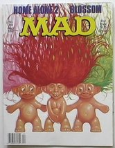 Mad Magazine #318 April 1993 Home Alone Blossom - $10.00