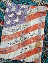 Woodworkers Weavers Paula Scaletta Postcards to Santa Tapestry Throw image 3