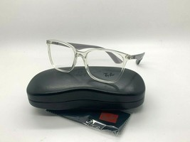NEW Ray-Ban OPTICAL RB 7066 5768 CLEAR EYEGLASSES FRAME 54-17-145MM - $77.83