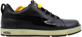 Puma HC Lux Black/Cyber Yellow-Orange 185831 06 Men's SZ 7 - $55.41