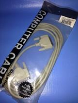 CBL,SER,DB25M-DB25F,15' Conductor Cable, Male-Female - $16.99