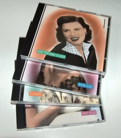The Patsy Cline Collection Set of Four CDs