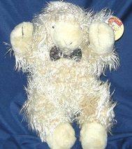 1/2 Price! Grove Intl Barnyard Shaggy Sheep Lamb Plush  - $4.00