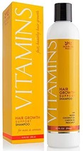 Nourish Beaute Vitamins Hair Growth Shampoo - DHT Blockers and Biotin Shampoo Fo - $30.26