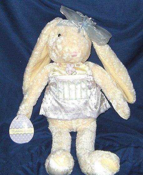 1/2 Price! Hallmark Plush Rabbit Madeleine Sweets NWT