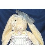 1/2 Price! Hallmark Plush Rabbit Madeleine Sweets NWT - $6.00
