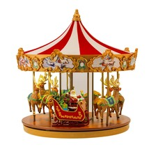 "Mr. Christmas 12"" Very Merry Carousel - $999.99"