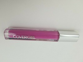 COVERGIRL Coloricious LipGloss Plumilicious 650 New - $8.49