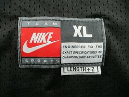 MICAHEL JORDAN / NBA HALL OF FAME / AUTOGRAPHED CHICAGO BULLS PRO STYLE JERSEY image 7