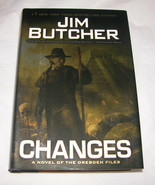Dresden Files: Changes 12 da Jim Butcher 2010, Copertina Rigida U.S.A - $17.20