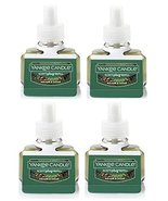 Yankee Candle Balsam & Cedar Scentplug Refill Bulb - Lot of 4 - $23.50