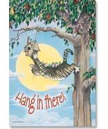 Leanin' Tree HANG IN THERE Flex Magnet  - $5.49