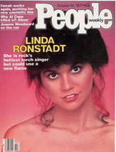 Vintage People Magazine Linda Ronstadt Oct 24 1977 - $4.99