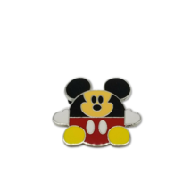 Disney Pin 2007 Cute Chubby Baby Mickey Mouse Tradeable Pin - $6.79