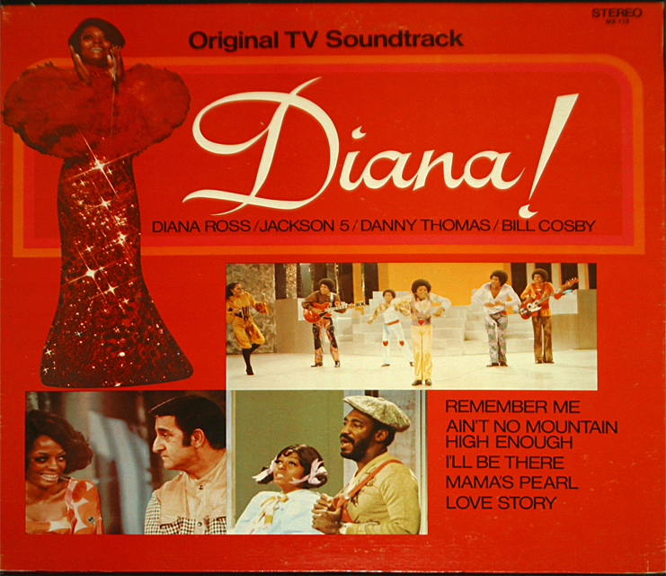 Diana ross  and friends  cover
