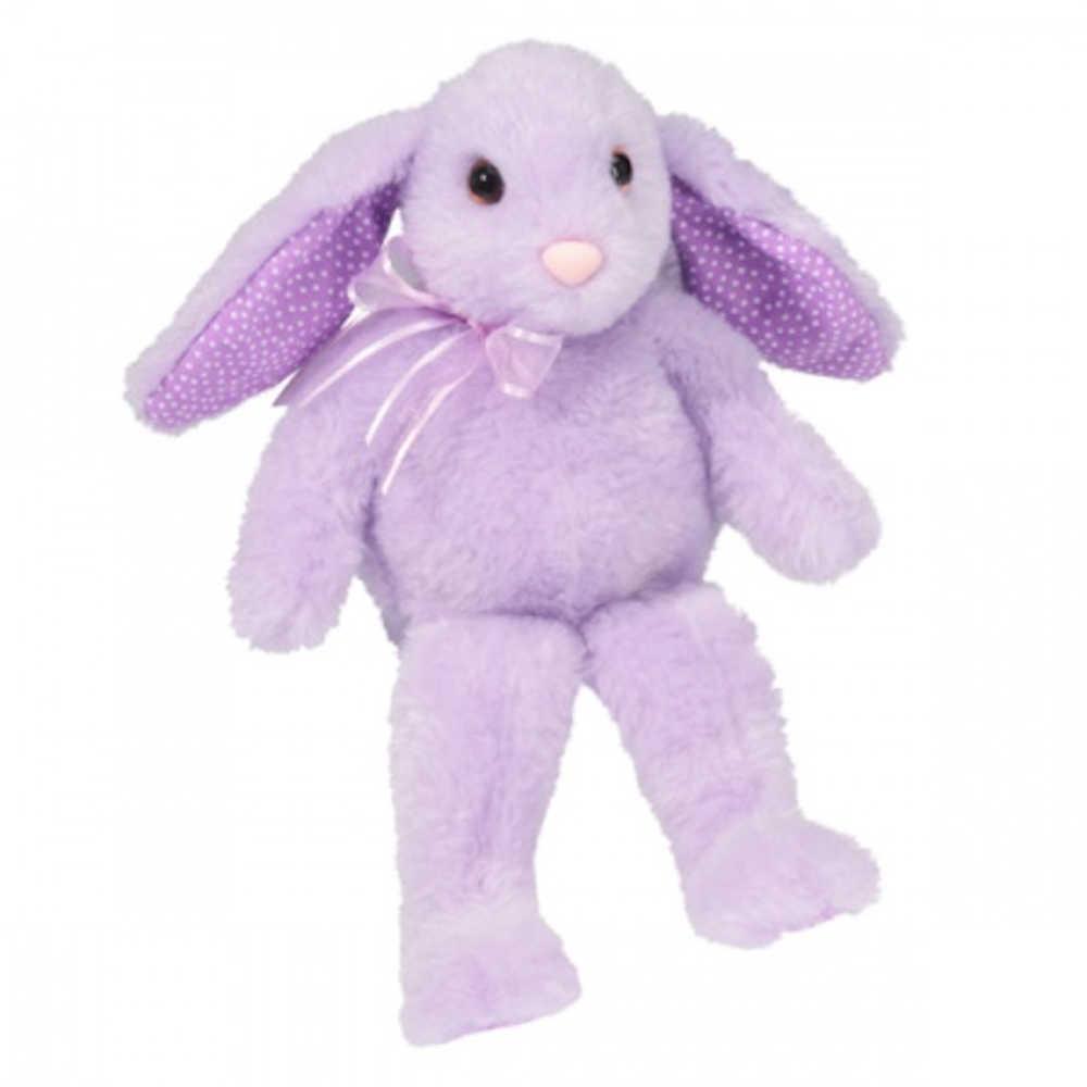 Pixie Purple Bunny by Douglas - $14.85