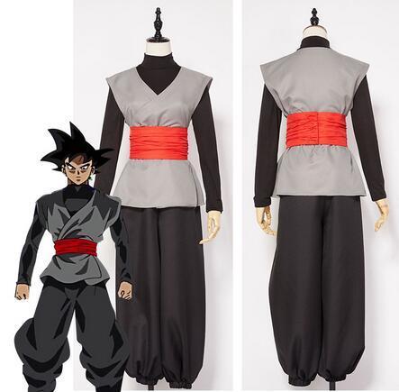 Dragonball S Dragon Ball Super Son Goku Black Zamasu Kai Cosplay Costume