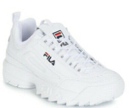 Fila Disruptor II Women's sneakers White  - $79.90+