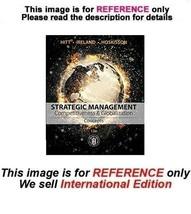 Strategic Management Concepts: Competitiveness & Globalization, 12th edi... - $34.90