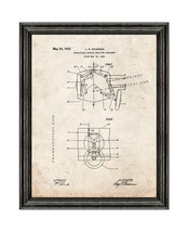 Retractable Landing Gear For Airplanes Patent Print Old Look with Black ... - $24.95+