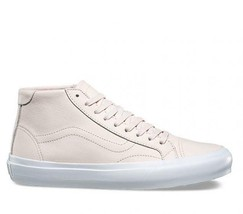 VANS Court Mid DX (Leather) Delicacy Pink Skate Shoes UltraCush WOMEN'S 7 image 2